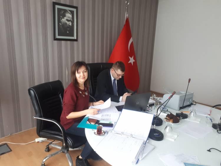 В Самсуні відбулося виїзне консульське обслуговування.