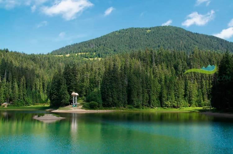 Ukrayna'nın doğal harikaları