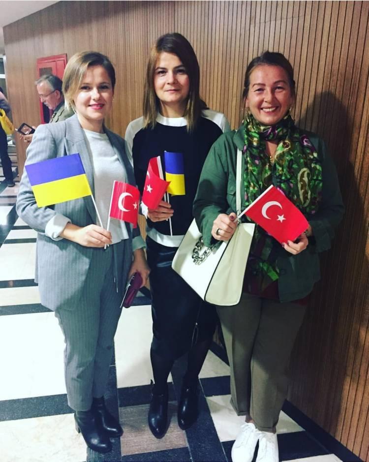 Відкриття української діаспори в Самсуні.  Фотозвіт