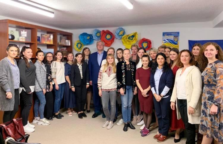 Катерина Перната відвідала семінар-тренінг в Анкарі