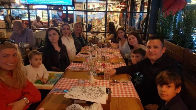 Іфтар зі студентами курсів української мови
