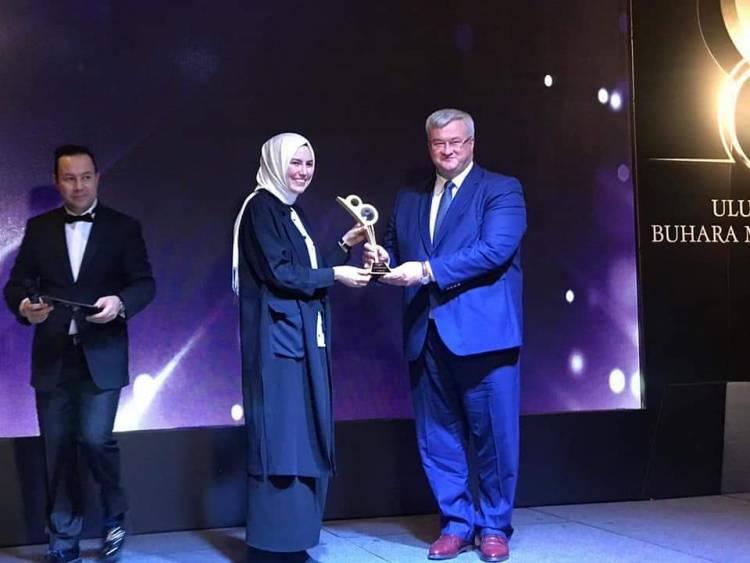 Андрій Сибіга став послом року в Туреччині