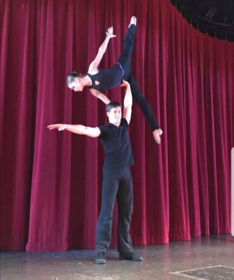 Прекрасне поряд: інтерв'ю із балериною Анжелікою Плохих