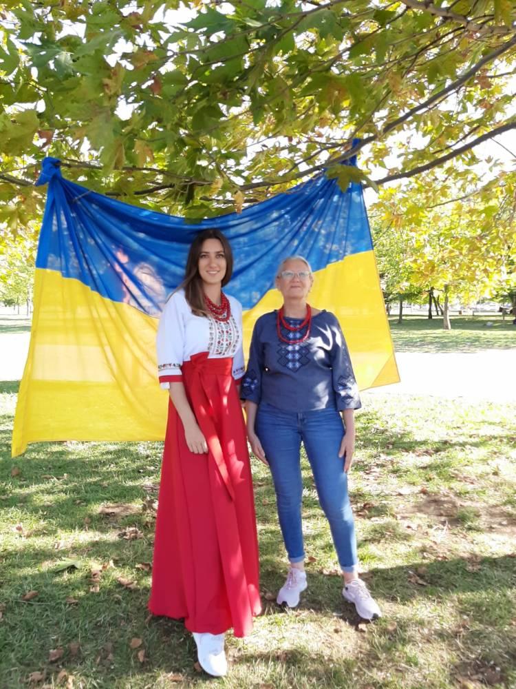 Українська діаспора в Самсуні відсвяткувала День Незалежності
